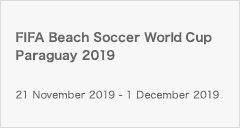 FIFA Beach Soccer World Cup Paraguay 2019