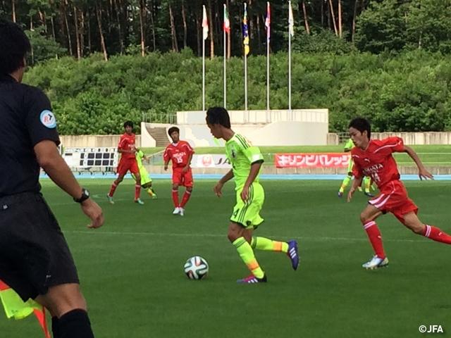第18回国際ユースサッカー in 新...