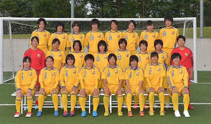 チーム紹介 | 第23回全日本高等学校女子サッカー選手権大会 ...