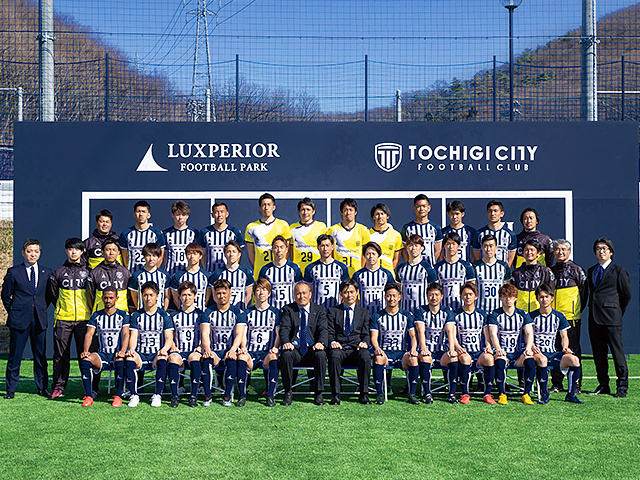 栃木シティFC チーム紹介 全国地域サッカーチャンピオンズリーグ ...