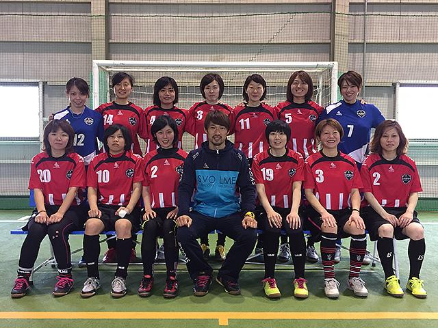 チーム紹介   第12回 全日本女子フットサル選手権大会 大会・試合 ...